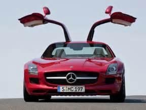Mercedes With Gullwing Doors Mercedes Wallpaper