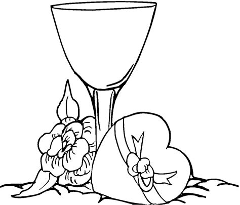 coloring page glass of water cartoon glass of water coloring coloring pages
