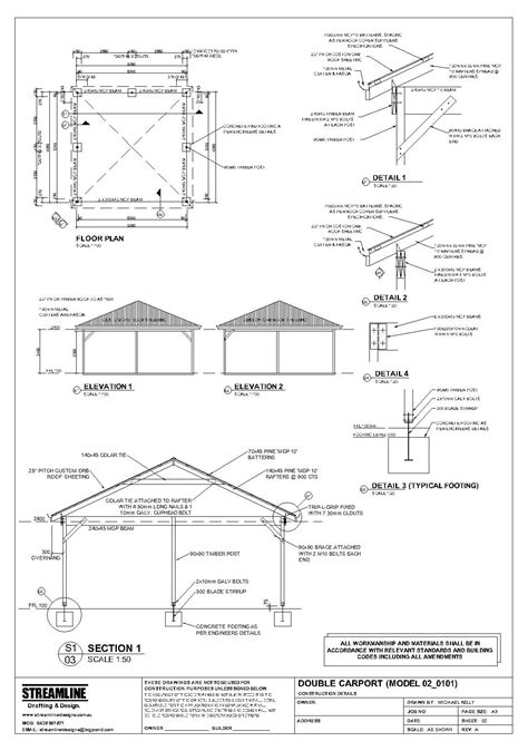 Carport Plans Free by Woodworking Plans Carport Plans Free Pdf Plans