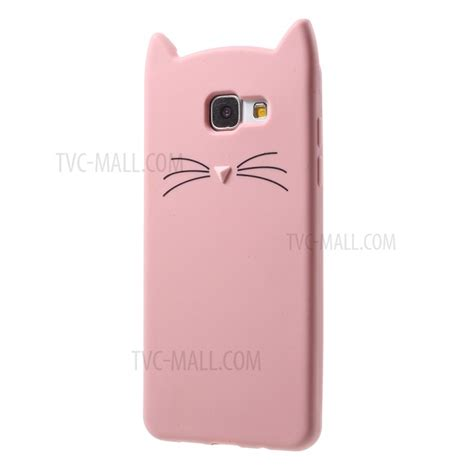 Silicone My Melody Pink Samsung A3 A5 2016 A8 Note4 Note5 Grand2 3d mustache cat soft silicone mobile shell for samsung galaxy a5 2016 pink tvc mall