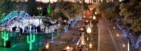 scottsdake az christmas lights featured on diy celebrate the holidays in princess style fairmont scottsdale
