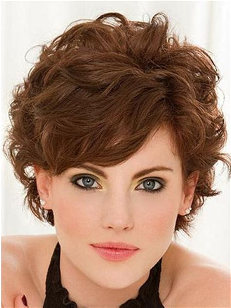haircuts for curly hair short with bangs short curly hairstyles with bangs popular haircuts