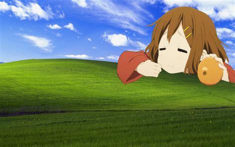desktop themes anime windows xp anime wallpaper k on yui x windows xp nonsense domain