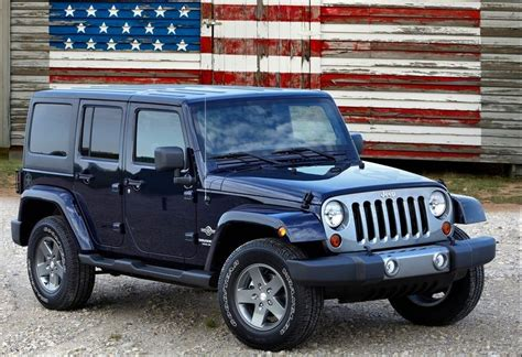2013 Jeep Wrangler Freedom Edition 2013 Jeep Wrangler Freedom Edition Durable And Bold