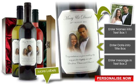 Wedding Gift Ideas Wine by Wedding Gifts Wedding Gifts Ireland Personalised