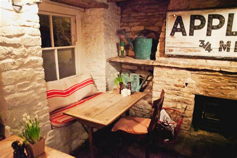 Potting Shed Pub by Cactus In The Cotswolds Test Driving Citroen Cactus