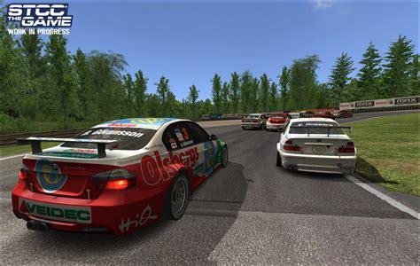 stcc screenshots car track list virtualr net sim racing news