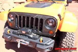 Jeep Mopar Parts 2014 Jeep Wrangler Mojo Concept Road