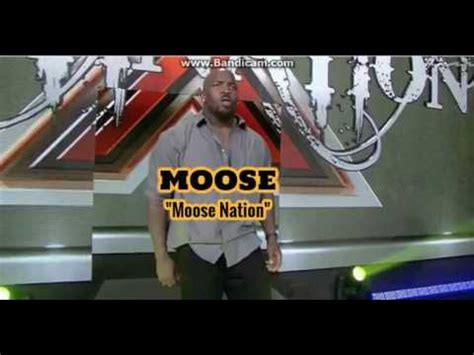 theme song z nation tna moose 1st theme song quot moose nation quot youtube