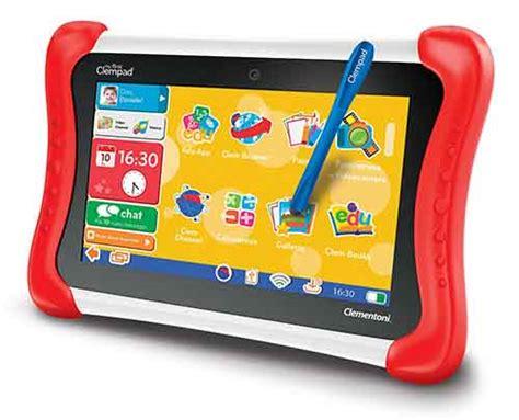 alimentatore clem station clementoni clempad tablet 2014 tablet per bambini