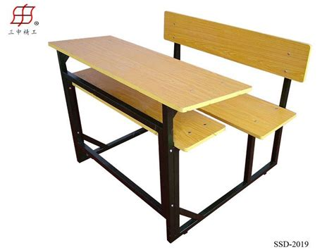 School Desk Bench by Wooden School Student Desk Seater Bench Buy