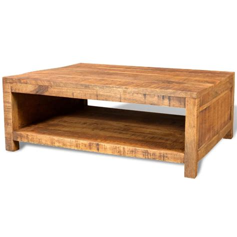 Antique Wooden Coffee Tables Antique Style Mango Wood Coffee Table Vidaxl