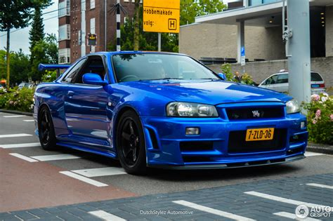 nissan skyline r34 modified nissan skyline r34 gt r v spec 9 july 2016 autogespot