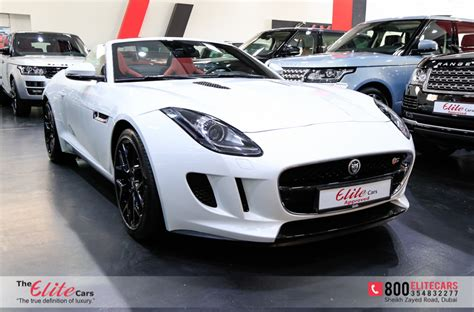jaguar f type s 2014 the elite cars for brand new and