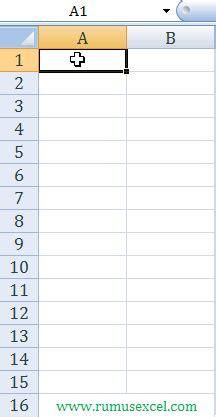membuat nomor halaman otomatis di excel cara cepat membuat nomor urut otomatis di excel