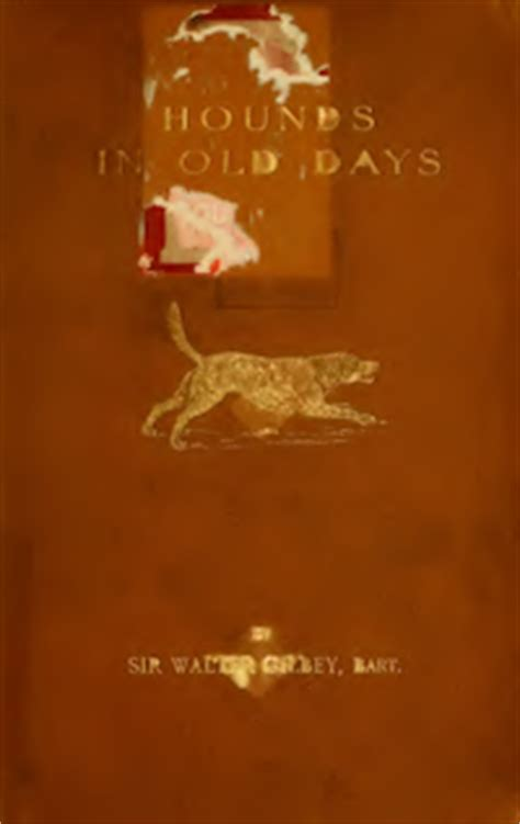 hounds in days classic reprint books hounds in the days basset hound portal