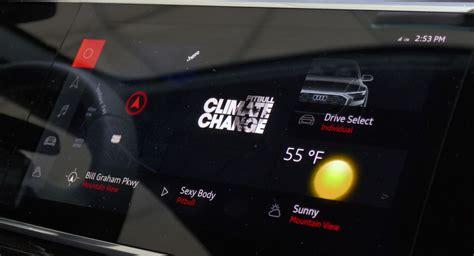 android ui nous avons test 233 le nouveau tableau de bord android des audi et volvo frandroid