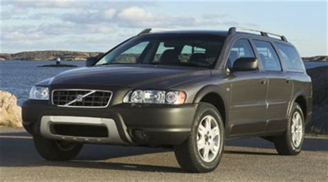 volvo  xc cross country review