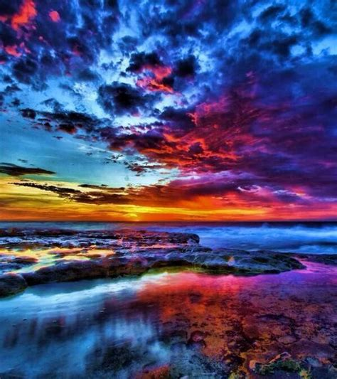 most beautiful colors beautiful landscapes images a tropical sky wallpaper and