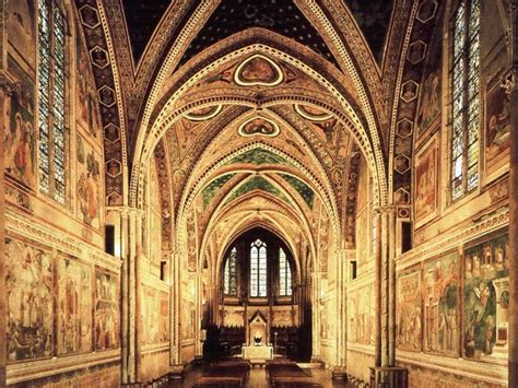 san francisco de asis italia st francis and the basilica in assisi religion and