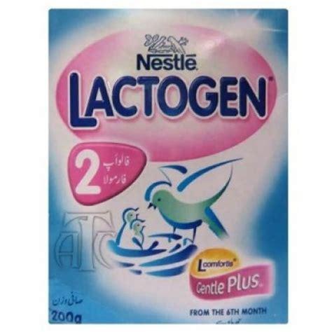 Lactogen Baby Nestle Lactogen 2 200gms Baby Milk Gomart Pk