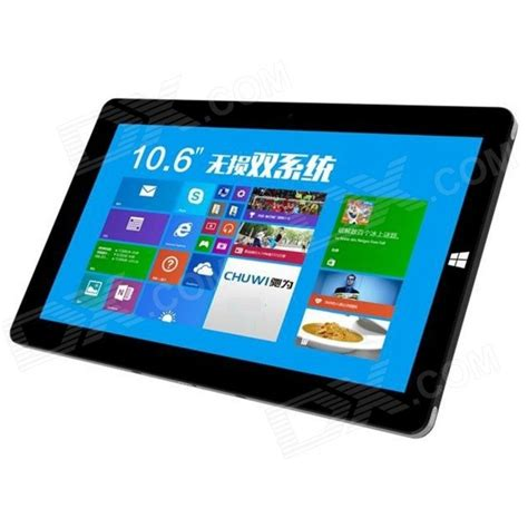 Tablet Ram 2g מוצר chuwi vi10 10 6 quot win8 android 4 4 tablet pc 2g ram 32gb rom black