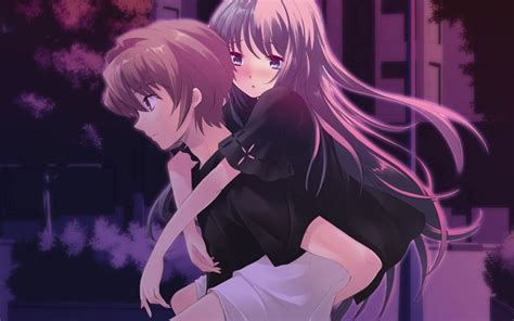 cute anime couples angels cute anime couple moment angels and demons pinterest