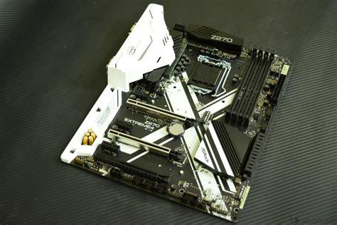 Mainboard Asrock Z270 Extreme4 Lga 1151 asrock z270 4 lga 1151 motherboard review