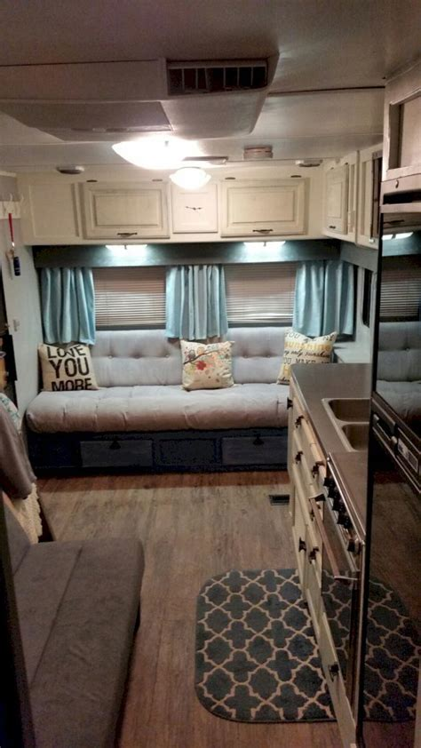 rv ideas renovations 70 genius cer remodel and renovation ideas to apply