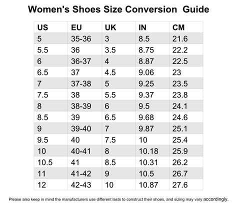 shoe size chart guess gucci shoe size chart pictures to pin on pinterest pinsdaddy