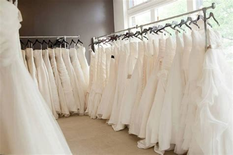 Dressing Rack by Bridal Boutique Dress Racks With A Modern Elegance
