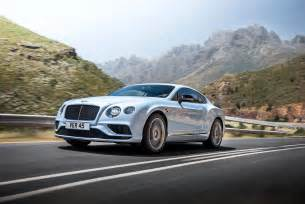 Bentley News 2016 Bentley Continental Gt Gets Facelift 187 Autoguide News