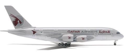 Paket Qatar Airlines a380 qatar modellj 228 rnv 228 g rc radiostyrt plastmodeller