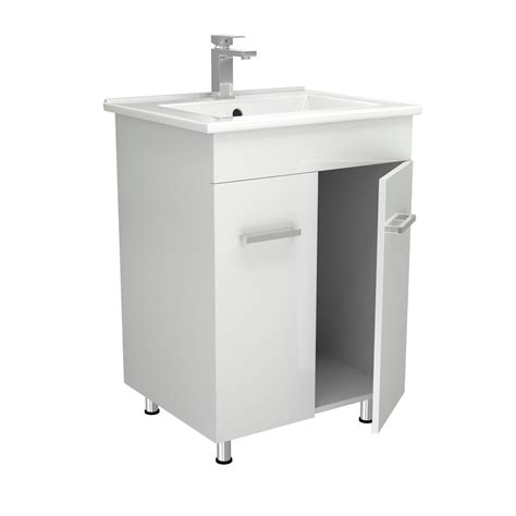 white gloss bathroom sink unit modern high gloss white bathroom furniture vanity storage