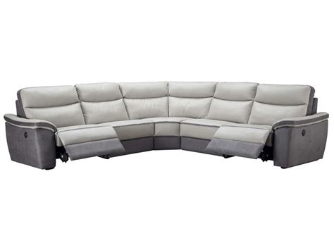 canapé angle 2 places canap 195 169 d angle relax conforama