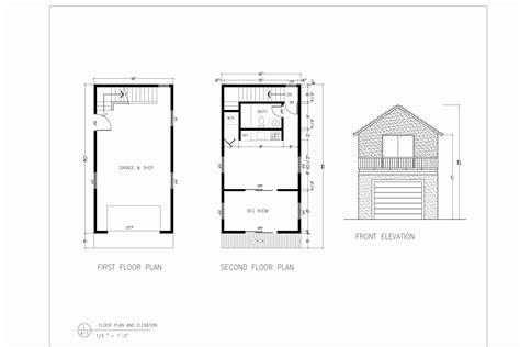 miniature house designs mini home plans lovely mini coach house floor plan elevation building plans line