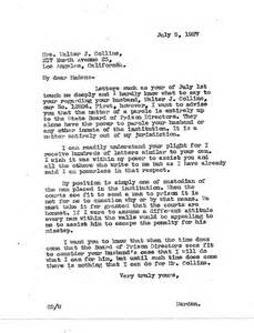 Support Letter Sles For Parole Retro Gift Archive Of Met Broadcasts