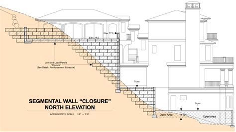utilizing geofoam in foundation design for steep sloped