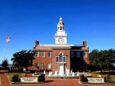 Dallas Baptist Mba Cost by Top Affordable Master S In Higher Education 2018