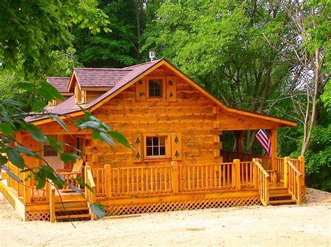 Cabin Rentals Iowa hunters hollow 2 bedroom log cabin iowa cabin rentals
