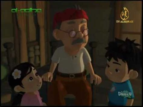 film animasi zaman dahulu pada zaman dahulu 2012 sang kancil harimau part 1 3