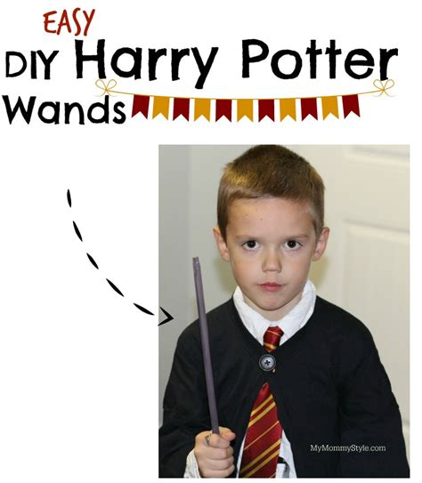 How To Make Harry Potter Wands Out Of Paper - how to make your own harry potter wands my style