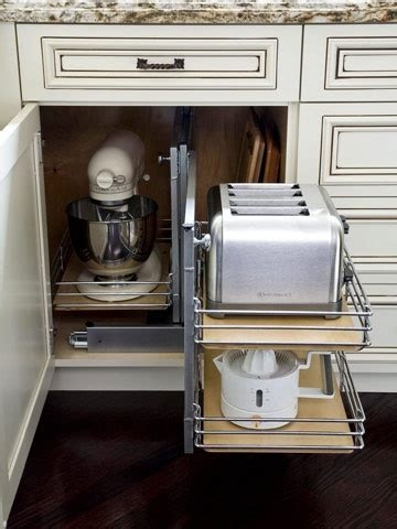 kitchen appliance storage small appliance storage kitchen storage ideas pinterest