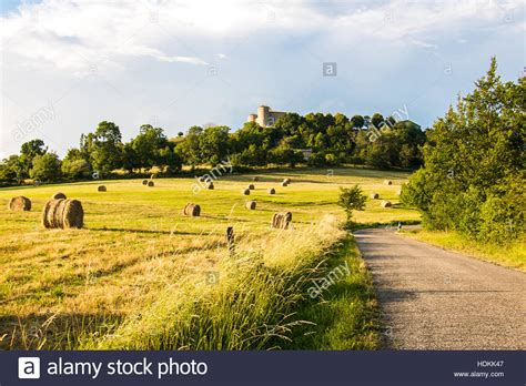 french countryside french countryside in provence dieulefit drome nice