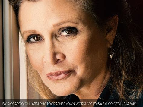 fisher actress died actress carrie fisher dead at 60 cbn news