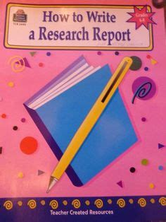 How To Write A Research Book Review 1000 images about writing on creative writing homeschool and curriculum