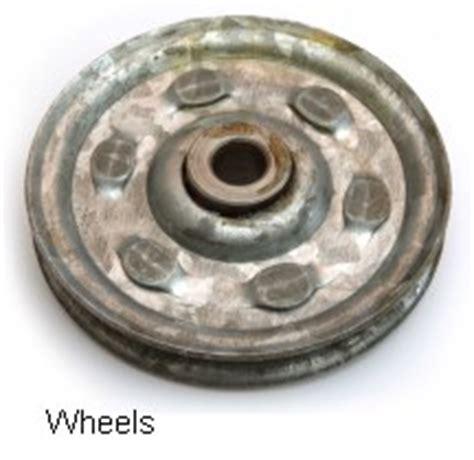 Garage Door Pulley Wheel by Filuma Pulley Shreave Wheel Garage Door Spares