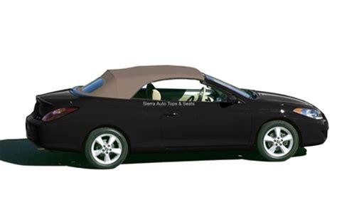 toyota solara convertible tops