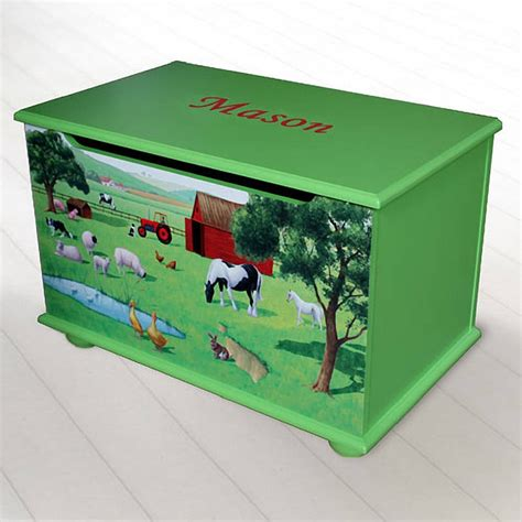 personalised box for boys