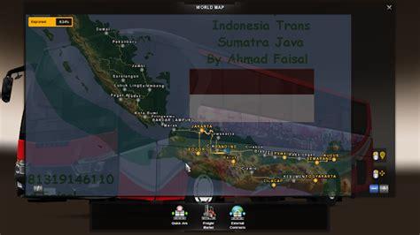 map itsj   ahmad faisal mod ets indonesia